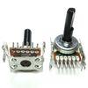 Резистор переменный 20 КОм сдвоенный